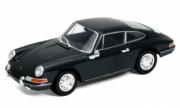 Porsche 911 Gris foncé Gris foncé 1/24