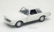 Mercedes . SL blanche 1/24