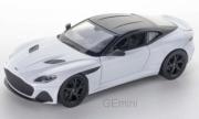 Aston Martin DBS Superleggera Blanche Superleggera Blanche 1/24