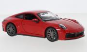 Porsche 911 Carrera 4S Rouge Carrera 4S Rouge 1/24
