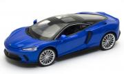 Mac Laren GT Bleu GT Bleu 1/24