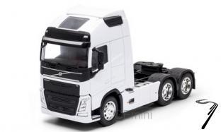 Volvo . (6 x 4) Blanc 1/32