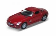 Mercedes . AMG rouge foncé 1/87