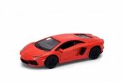 Lamborghini Aventador LP700-4 orange LP700-4 orange 1/87