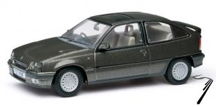 Vauxhall  . MKII GTE 16V gris acier 1/43