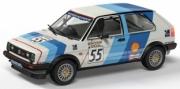 Volkswagen Golf GTI 16v MKII #55 rallye RAC  1/43