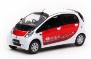 Mitsubishi . voiture électrique Californienne 1/43