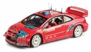 Peugeot 307 Rally WRC Monte Carlo  1/43