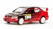 Mitsubishi LancerEvolX #21 rallye Barum Zlin  1/43