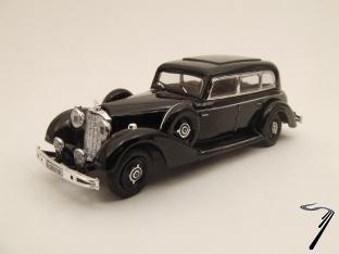 Mercedes . Pullman 1938/1943 1/43