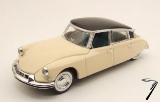 Citroen . 19 Limousine Salon de Paris 1/43