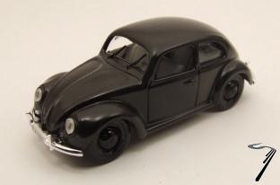 Volkswagen . KDF limousine 1/43