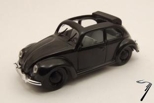 Volkswagen . KDF limousine Toit ouvrant 1/43