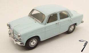 Alfa Romeo . Bleu 1/43