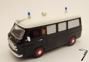 Fiat . Ambulance Danemark 1/43