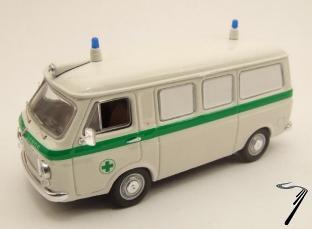 Fiat . Croix Verte 1/43