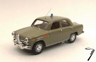 Alfa Romeo . Berline  1/43