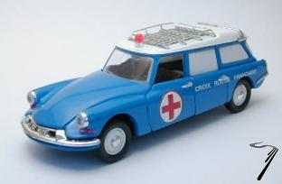 Citroen . Break Ambulance 1/43