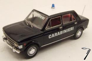 Fiat . Carabinieri 1/43