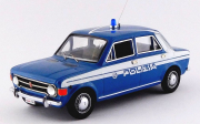 Fiat . 4 portes Police Italienne 1/43