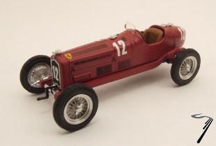 Alfa Romeo P3 Tipo B #12 Nurburgring  1/43
