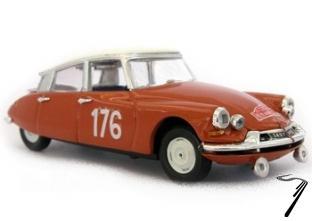 Citroen ID 19 #176 Rallye Monte Carlo  1/43