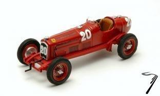 Alfa Romeo P3 Tipo B Rallye Monte Carlo  1/43