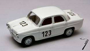 Alfa Romeo Guilietta T.I N°123 Wien  1/43