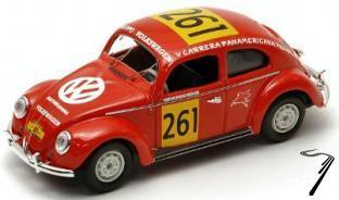 Volkswagen Carrera N°261 Panamerica  1/43