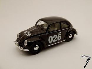 Volkswagen 1200 N°026 Mille Miglia  1/43