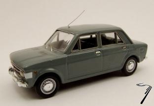 Fiat . 4 Portes Garde des finances 1/43