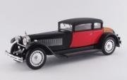 Bugatti 41 Royale Weymann noir/rouge Royale Weymann noir/rouge 1/43