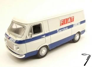 Fiat 238 Assistance Fiat Assistance Fiat 1/43