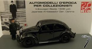 Volkswagen . Ambassadeur Japonais Gen. Oshima 1/43