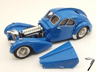 Bugatti . C Atlantic 1/43