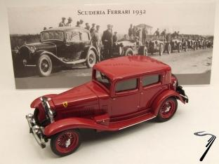Alfa Romeo . Scuderia Ferrari 1/43
