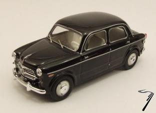 Fiat . /103 E noir 1/43