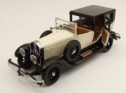 Isotta . Fraschini 8A Limousine blanc / noir 1/43