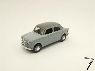 Fiat . 103 TV gris 1/43