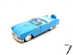 Ford . spyder  bleue  1/43
