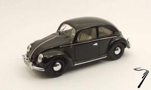 Volkswagen . Maggiolino noire 1/43
