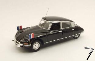 Citroen . présidentielle Valery Giscard d'Estaing 1/43