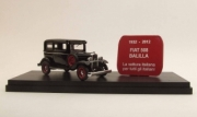 Fiat . Balilla 80th anniversary 1932/2012 - limited 298 pieces 1/43