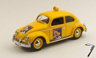 Volkswagen . Maggiolino cirque Americano 1/43