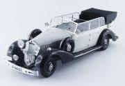 Mercedes . Nuremberg noir/gris 1/43