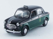 Fiat . Taxi Milano 1/43