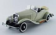 Isota . Fraschini Torpedo Castagna cabriolet blanc J. Dean 1/43
