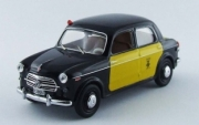 Fiat . Taxi Barcelone 1/43