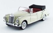 Mercedes . D cabriolet blanc 1/43