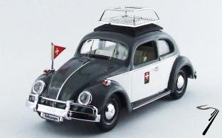 Volkswagen . Poste Suisse 1/43